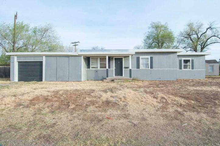 1526 Beverly Dr, Amarillo, TX 79106