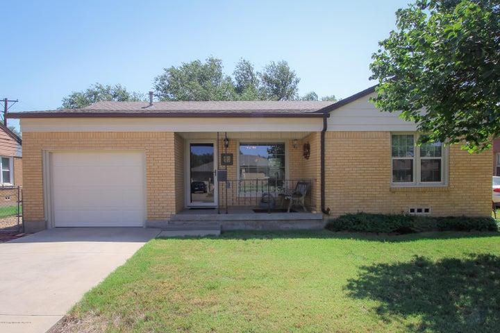 1541 FISK ST, Amarillo, TX 79106