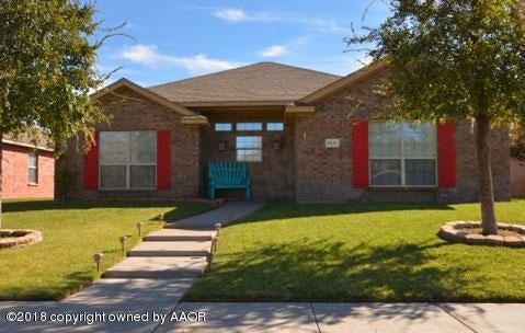 8111 BARSTOW DR, Amarillo, TX 79118