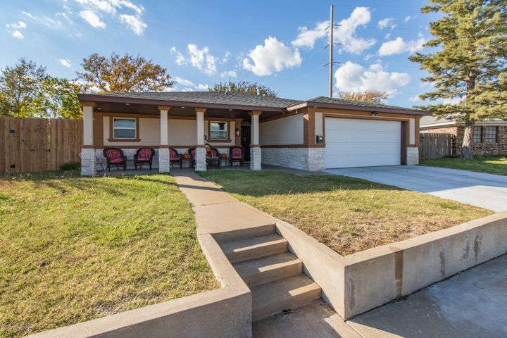 3820 HOLIDAY DR, Amarillo, TX 79109