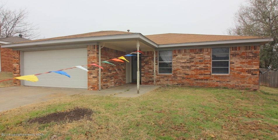5207 CLEARWATER CT, Amarillo, TX 79110