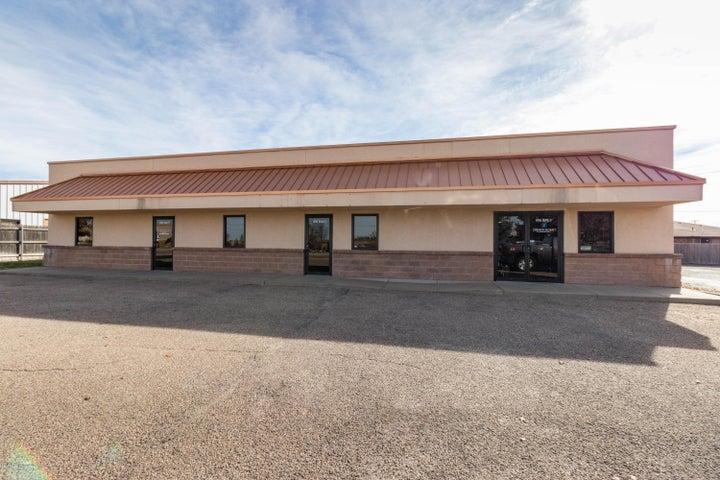 6705 WOODWARD ST, Amarillo, TX 79106
