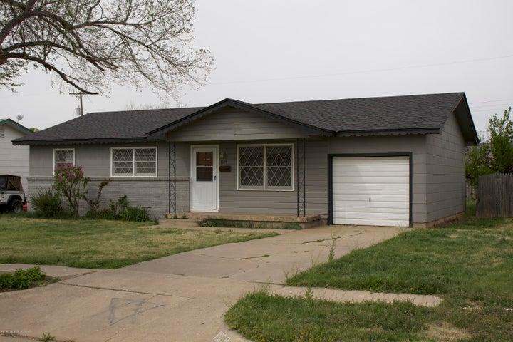 1609 N Faulkner, Pampa, TX 79065