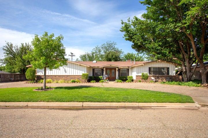 3732 WAYNE ST, Amarillo, TX 79109
