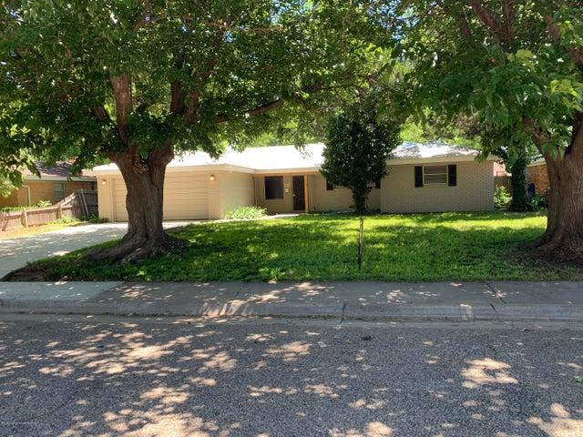 3415 SUNLITE ST, Amarillo, TX 79109