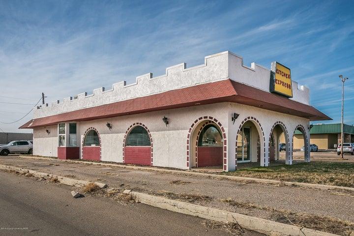 6007 SW 45th Ave, Amarillo, TX 79109