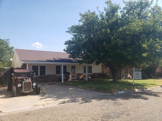 115 Davenport St, Borger, TX 79007