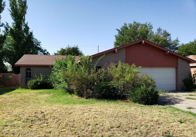 5721 SW 48th Ave, Amarillo, TX 79109