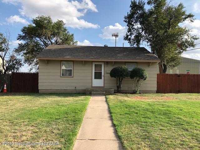 311 SW 45TH AVE, Amarillo, TX 79110