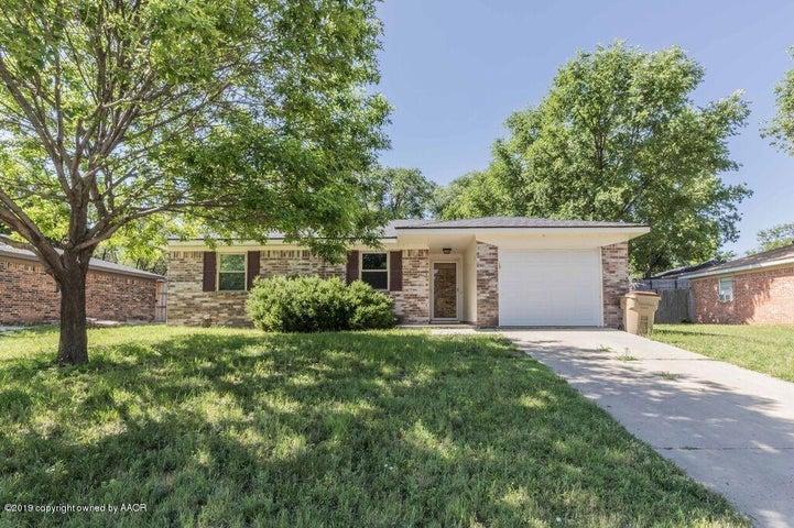 55 Southridge Dr, Canyon, TX 79015