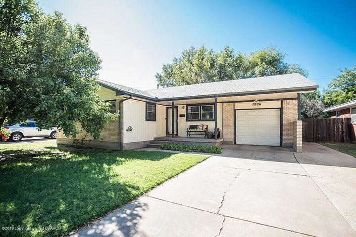 1506 SMILEY ST, Amarillo, TX 79106