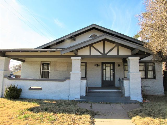 1410 S MADISON ST, Amarillo, TX 79101