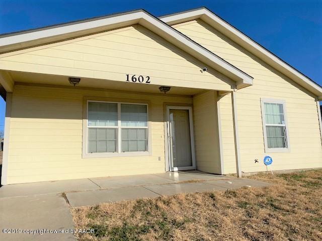 1602 TERRY St, Amarillo, TX 79107