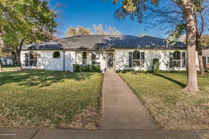 3719 HUNTINGTON DR, Amarillo, TX 79109