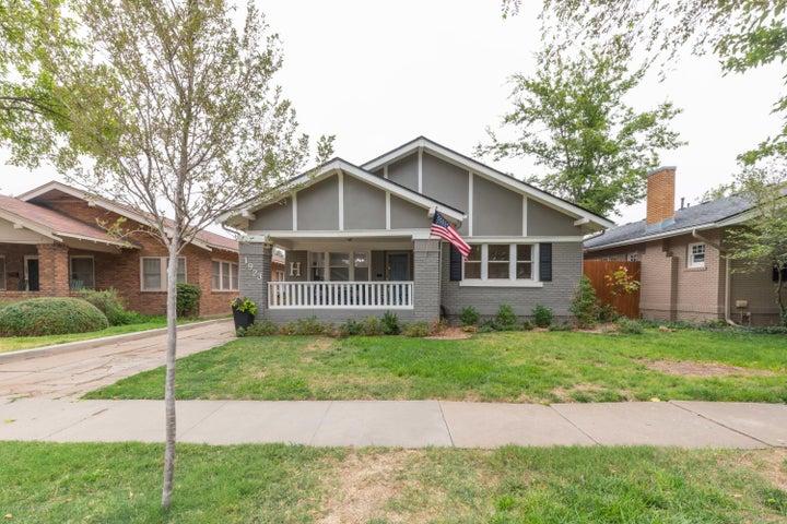 1923 S HARRISON ST, Amarillo, TX 79109