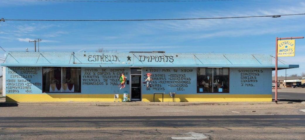 102 S Maddox Ave, Dumas, TX 79029