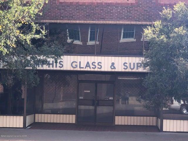 604 W Noel, Memphis, TX 79245
