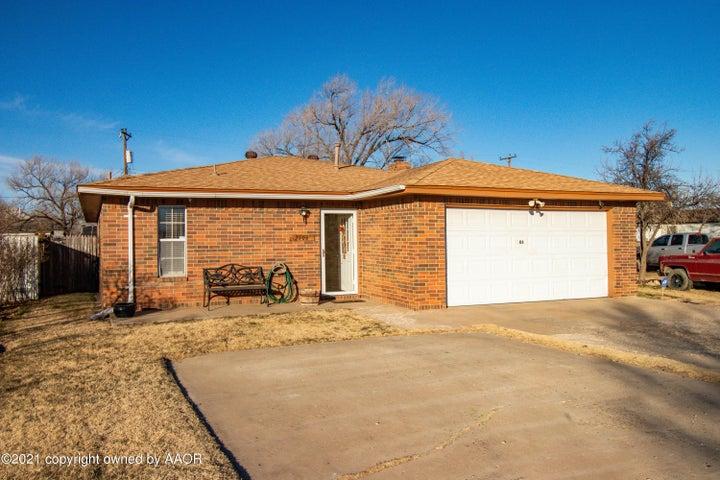 2106 S CLEVELAND ST, Amarillo, TX 79103