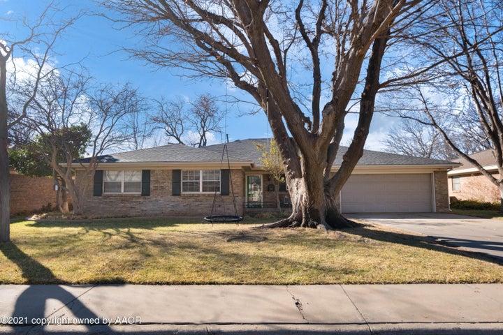 3922 KILEEN DR, Amarillo, TX 79109