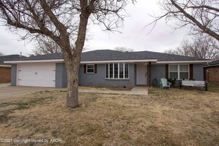 5104 CORNELL ST, Amarillo, TX 79109