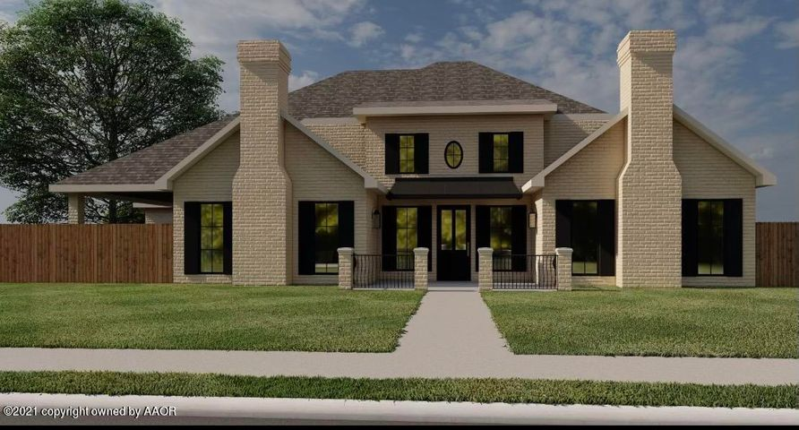 7715 GEORGETOWN DR, Amarillo, TX 79119