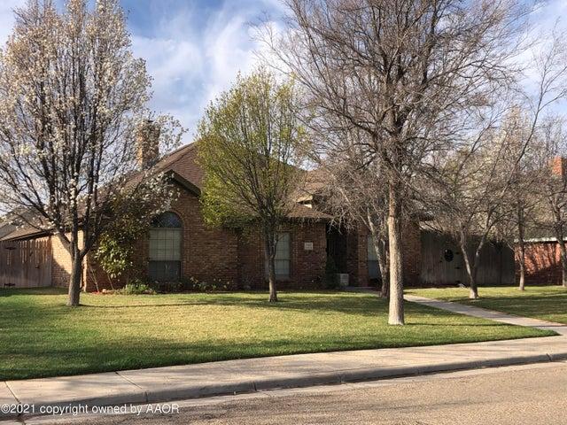 7407 BAYSWATER RD, Amarillo, TX 79119