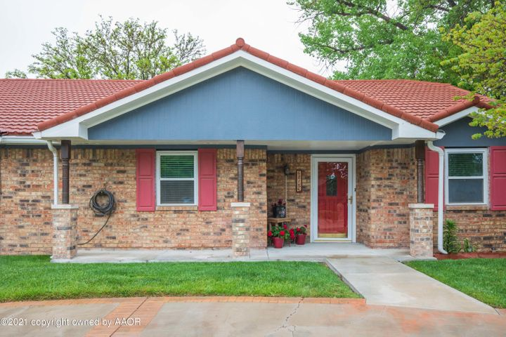 6815 MONTAGUE DR, Amarillo, TX 79109