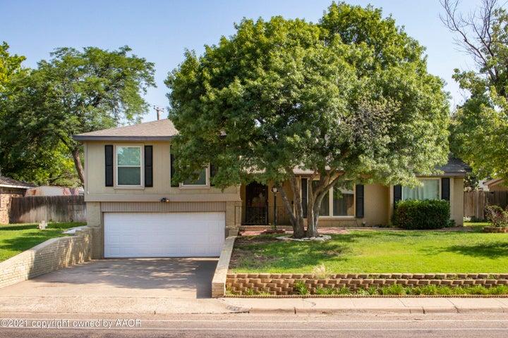 5304 FULTON DR, Amarillo, TX 79109