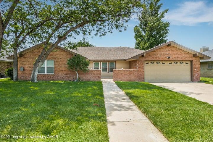 3308 GRAMERCY PKWY, Amarillo, TX 79019