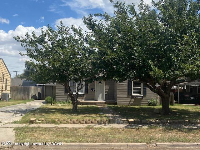903 S FANNIN ST, Amarillo, TX 79012