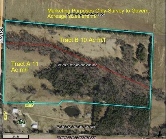 TRACT A COUNTY ROAD 156, Auxvasse, MO 65231