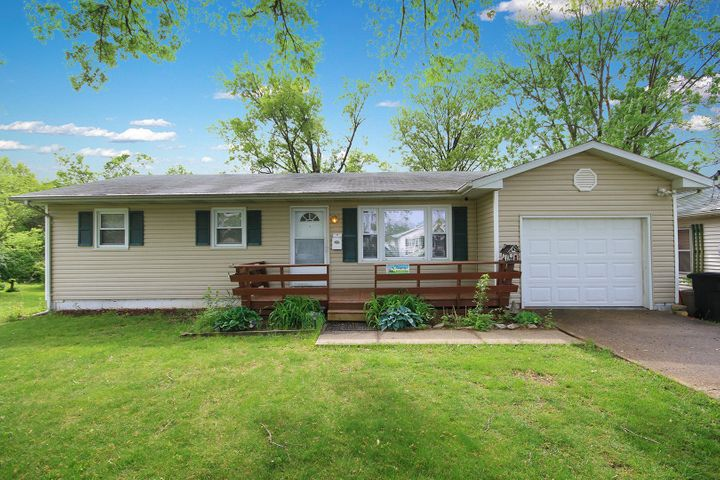 1513 N Olive Street, Mexico, MO 65265