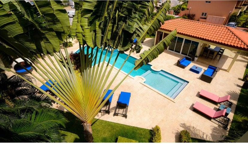 Residential-Casa Aruba>Oranjestad>Oranjestad - Venta:350.000 Dolar - codigo: 18-3
