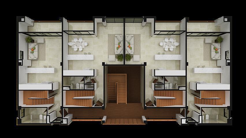 Residential-Casa Aruba>Noord>Noord - Venta:420.000 Dolar - codigo: 19-33