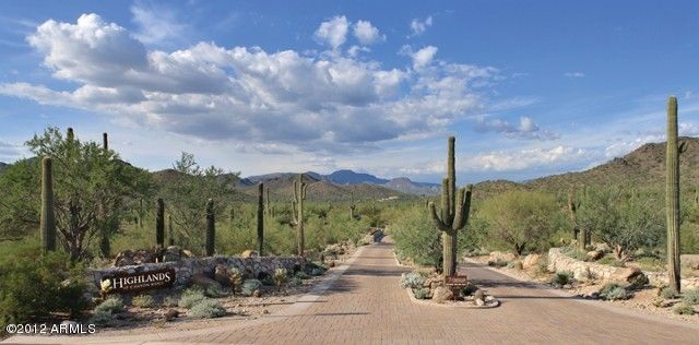 36233 N Rackensack Road Lot 12, Cave Creek, AZ 85331