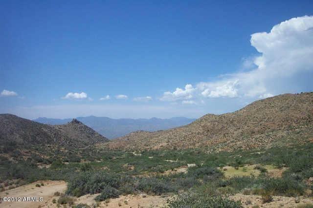 160 S Eagle Springs Road Lot 20, Wikieup, AZ 85360