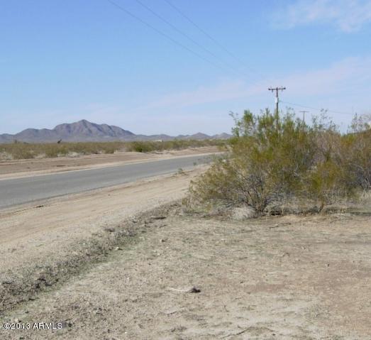 41793 47 1/2 Avenue E Lot 0 41 B  LOT 3, Salome, AZ 85348