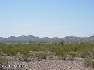 41793 47 1/2 Avenue E Lot 0 41 B   LOT 1, Salome, AZ 85348