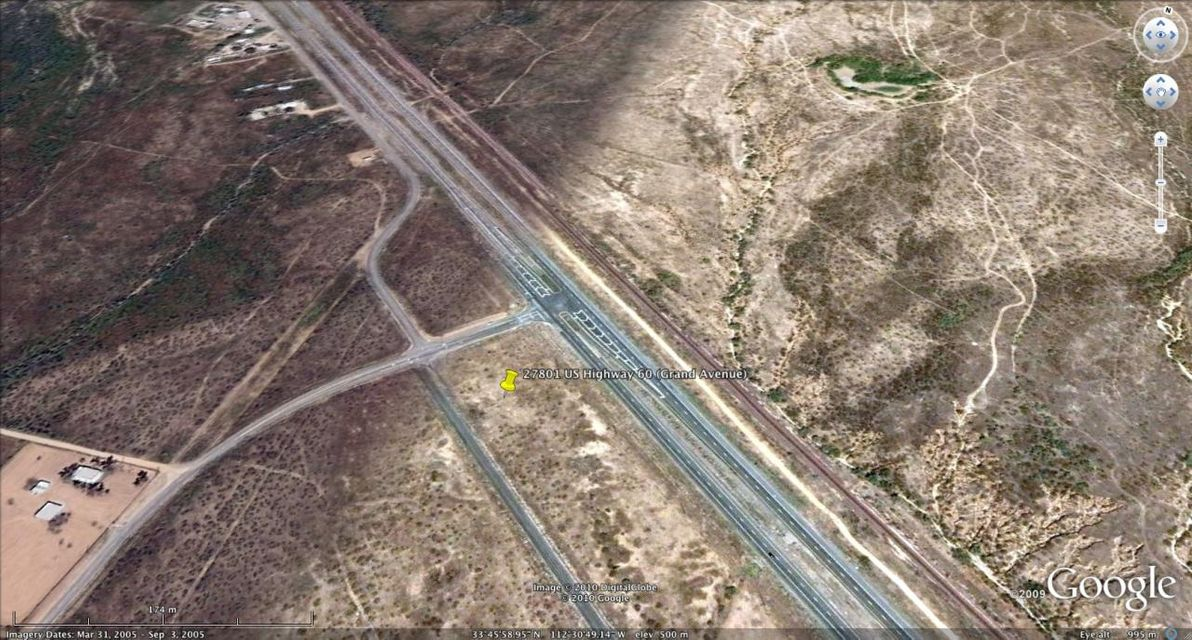 27801 N US Highway 60 Avenue Lot 7, Wittmann, AZ 85361