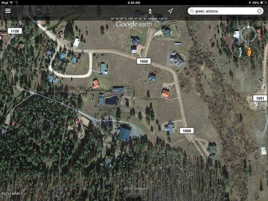Lot 7 Greer Mountain Subdivision -- Lot 7, Greer, AZ 85927