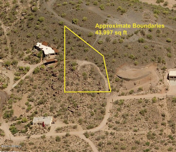 66xx E MILITARY Road Lot 0, Cave Creek, AZ 85331
