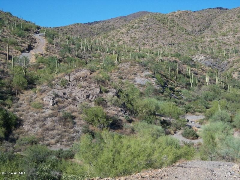 0000 N Mule Train --, Cave Creek, AZ 85331