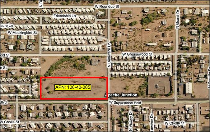 0000 W SUPERSTITION Boulevard, Apache Junction, AZ 85120