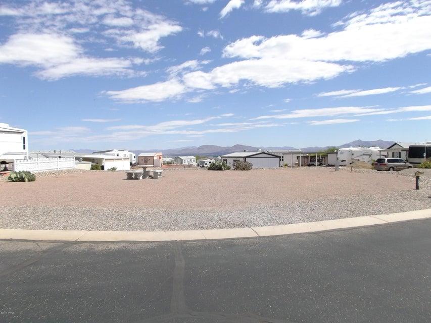 # 16 Barrel Cactus Ridge -- S Lot 16, Benson, AZ 85602