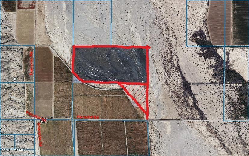30XXX W PIERPOINT Road Lot 015C AND 15F, Gila Bend, AZ 85337
