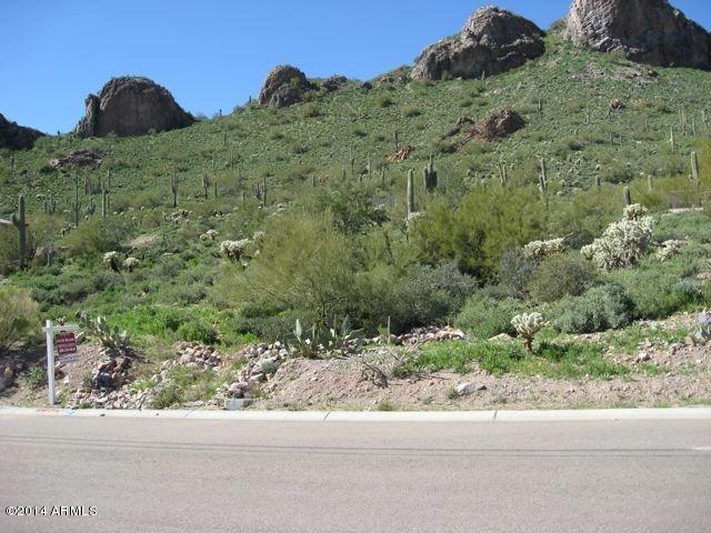 5264 S GOLD CANYON Drive Lot 5, Gold Canyon, AZ 85118