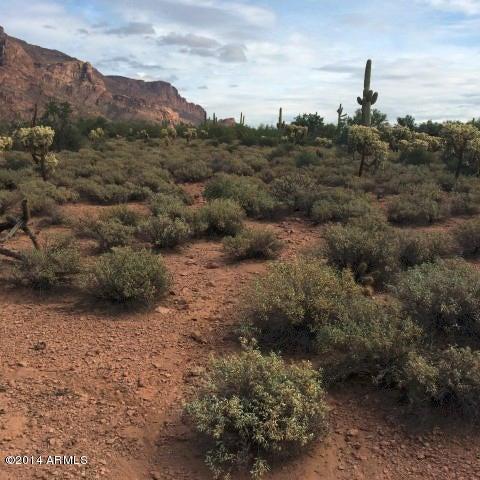 XXXX S Tonto View Lot 3, Gold Canyon, AZ 85118