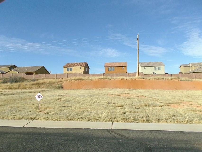 1030 S Barrel Cactus Ridge Lot 150, Benson, AZ 85602