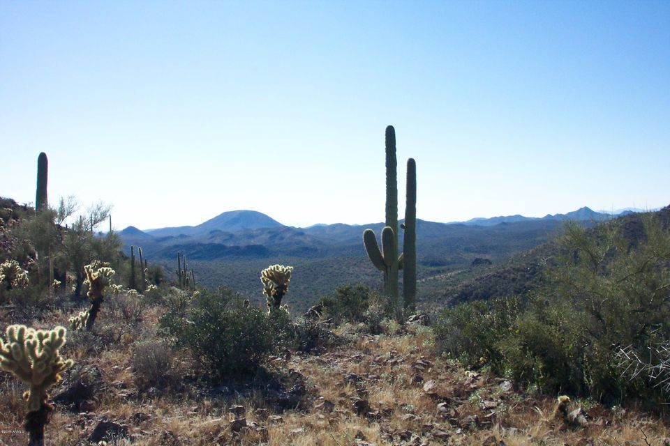 N Castle Hot Springs Road Lot 0    -  160 Acres, Morristown, AZ 85342