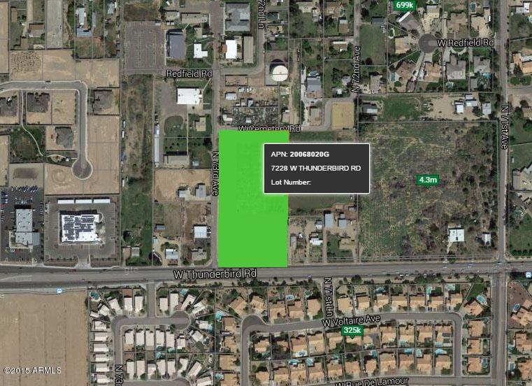 7228 W THUNDERBIRD Road, Peoria, AZ 85381
